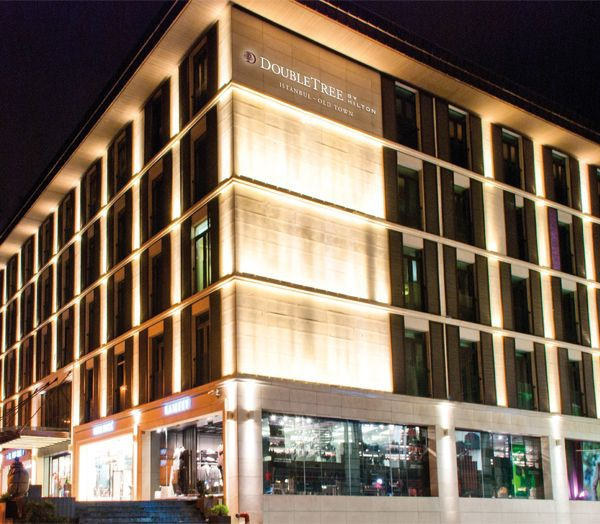 DOUBLE TREE BY HILTON HOTEL LALELİ (İSTANBUL)